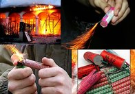 """Перед Новим роком житомирські пожежники """"рейдять"""" продавців піротехніки"""