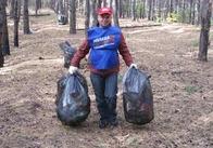 Весной житомирян ожидает акция по уборке мусора