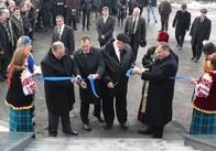 В день енергетика у Житомирі відкрили новий цех по ремонту електролічильників (фото)