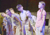 У Житомирі пройде танцювальна вистава хореографів із Швеції