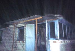 У Житомирській області під час пожежі загинув чоловік