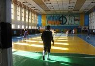 У Житомирі, в єдиному у місті залі, стартував чемпіонат з футзалу