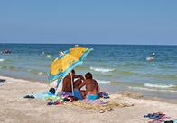 Відпочинок на морі в Кирилівці