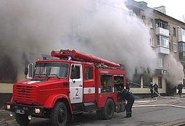 У Житомирській області через алкоголь жінка трохи не згоріла живцем