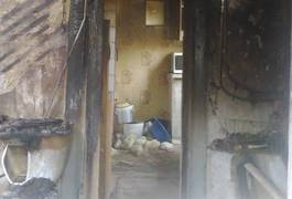 У Житомирській області в будинку згоріла кімната та веранда