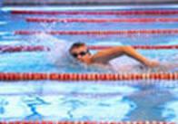 В Житомирі розпочався Міжнародний турнір з плавання