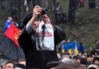 В Києві вимагають Євроінтеграції. Діями опозиції задоволені не всі