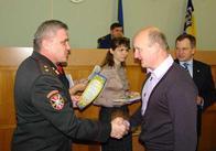 У Житомирі військові отримали ордери на квартири у будинку по Жукова, 8