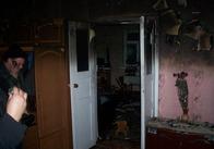 У Житомирській області під час пожежі загинула 3-річна дитина