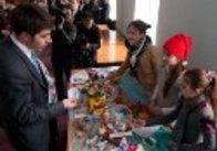 В Житомире прошла благотворительная ярмарка