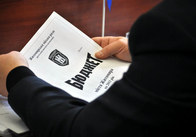 Як у Житомирі міський бюджет приймали (фоторепортаж)