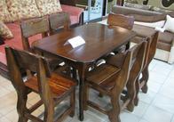 Стулья и кресла из натурального дерева для загородного дома, коттеджа, дачи. Цена