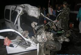 Нічна аварія під Житомиром забрала людське життя