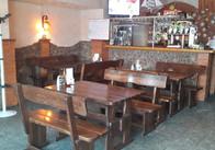 Деревянная мебель для кафе, баров, ресторанов, пабов в Киеве