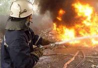 У Житомирській області чоловік прибирав у дворі і спалив хату