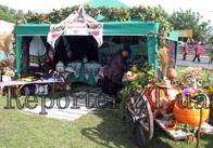 На «Обжинках-2010» губернаторові Житомирської області приготували святкові 100 грамів (відео)