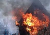 На Житомирщині за добу згоріло 7 будівель