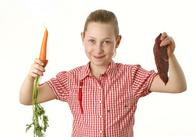 Вегетарианство в деталях. 6 причин стать вегетарианцем