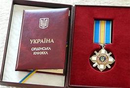 5 житомирських солдат отримали нагороди від Порошенка