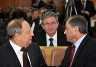 Рижук і Запаловський привітали житомирян з Днем Соборності України