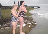 Водохреще 2011 в Житомирі: купаються усі! (фото, відео)