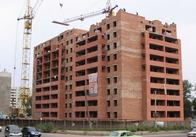 В Житомирской области возросли темпы жилищного строительства