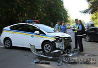 Банда із Житомирщини влаштували стрілянину з міліцією посеред Луцька. Фото