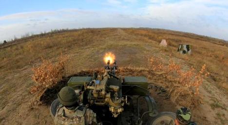 На полігонах Житомирщини військові відшліфовують майстерність. Фото