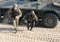 """""""Новачки"""" з 95-ї бригади завершили навчання на житомирському полігоні і будуть відправлені на Схід. Фото"""