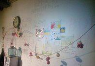 Житомирські десентники разом з колегами вже прикрасили Донецький аеропорт новорічними гірляндами. Фото