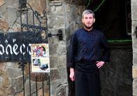 """Кавказька кухня в Житомирі. Гриль меню від Арама. Бар """"Колесо"""" (фото)"""