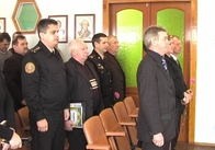 В Бердичеве отметили день памяти ветеренов пожарной охраны