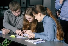 Поки канікули, школярів Житомира вчать бути успішними