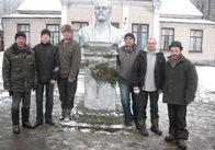 На Житомирщині відновлюють пам'ятники В.Леніну