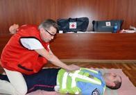 Житомирські рятувальники 5 днів вчитимуться у польських прапорщиків
