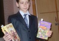 """Зробіть свою дитину """"Найкращим читачем України - 2011""""!"""