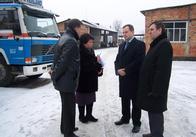 Володимир Дебой відвідав міське сміттєзвалище