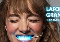 Модна новинка цього року - зуби з підсвічуванням