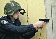 Українська міліція отримала зброю майбутнього