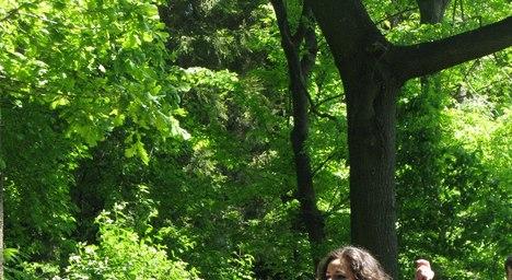 День Житомирського агроуніверситету відсвяткували у Ботанічному саду