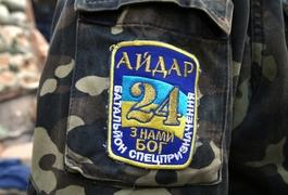Для Донбасу є хороші вбивці, а є погані – луганський айдарівець «Юнга»