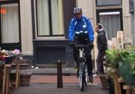 Житомиряне за границей: Голландия глазами Кати Малиновской (Часть первая: Велосипеды Амстердама)