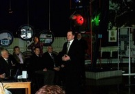 У Житомирі презентували книгу про Музей космонавтики