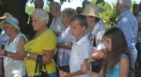 У Сушках вшанували останній бій УПА