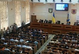 Порошенко в Одесі зібрав губернаторів. Саакашвілі підтягуватиме їхній рівень