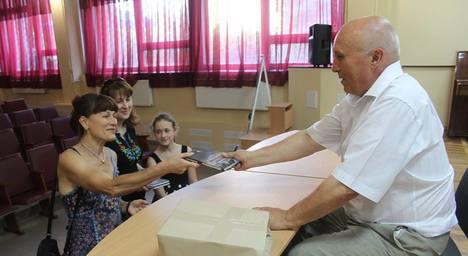Письменник Ярослав Марищенко: «На Сході гинуть найкращі бійці»