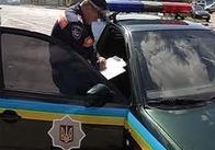 На Житомирщині знову затримали вантажівку без документів на вантаж