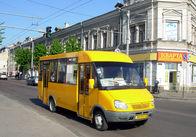 Прибирати маршрутки з центральних вулиць будуть поетапно - заступник голови