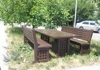 Деревянная мебель в классическом стиле в Киеве