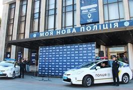 Нові поліцейські по-житомирськи. Фото